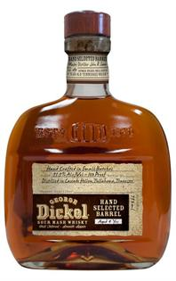 George Dickel Whisky Hand Selected Barrel 9 Year 750ml